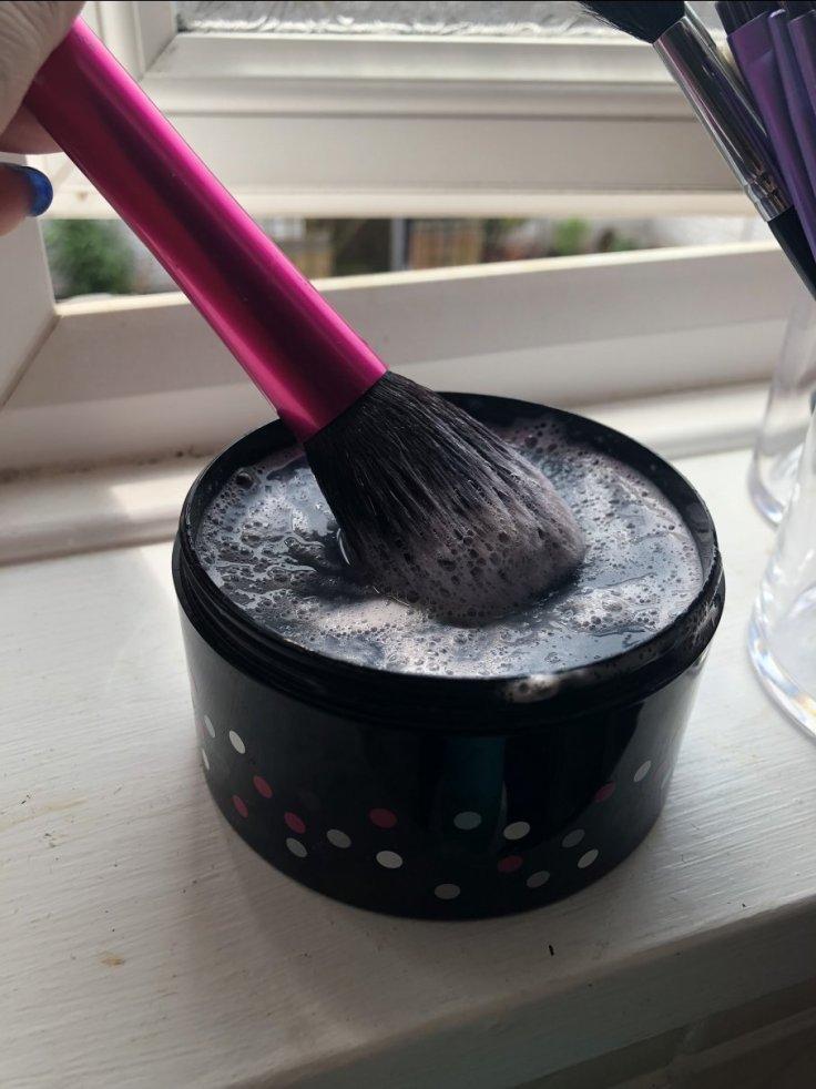 soapybrush